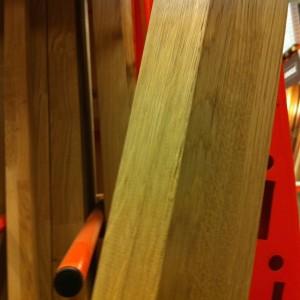 Kantholz für Bettfüße